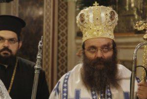 Εκλεκτός του Χριστόδουλου, που ο τοπικός τύπος φρόντιζε να πριμοδοτεί την εκλογή του πολύ πριν πεθάνει ο προκάτοχός του Διονύσιος | ΡΗΣΤΟΣ ΜΠΟΝΗΣ-EUROKINISSI