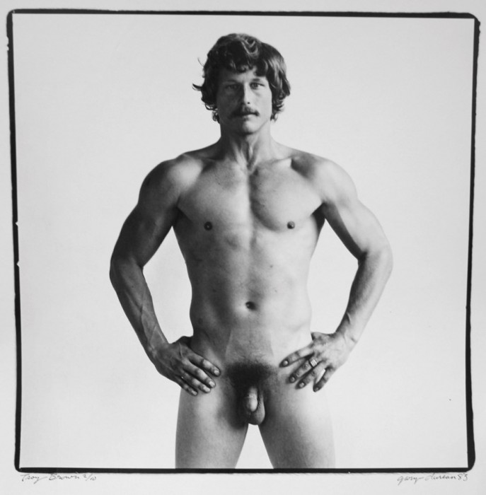 Troy Brown, 1983. Φωτογραφία: George Dureau. © George Dureau, Courtesy Arthur Roger Gallery and High Pictures