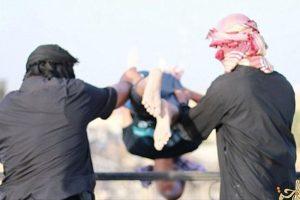 Ιράκ: «Ο ISIS δολοφονεί τέσσερις άντρες, ανάμεσά τους δύο μέλη του, με το 'έγκλημα' για το έγκλημα της ομοφυλοφιλίας».
