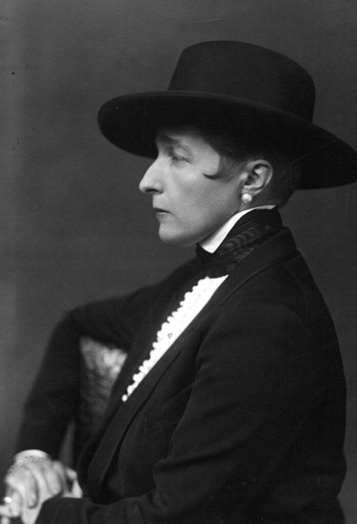 Radclyffe Hall (1880 - 1943)
