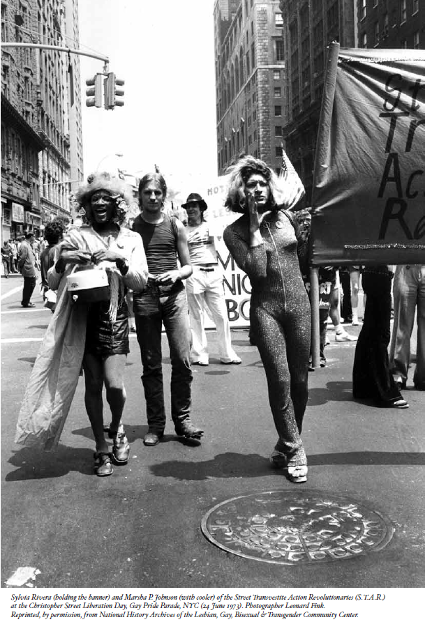 Σύλβια Ριβέρα: Η θρυλική αγωνίστρια στον αγώνα για τα δικαιώματα των τρανς ατόμων