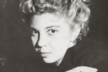 Leonor Fini, Paris, 1937, photography by Dora Maar
