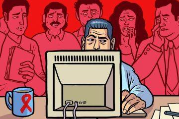 Να τι μπορεί να συμβεί αν ανακοινώσεις στο αφεντικό σου ότι είσαι θετικός στον HIV