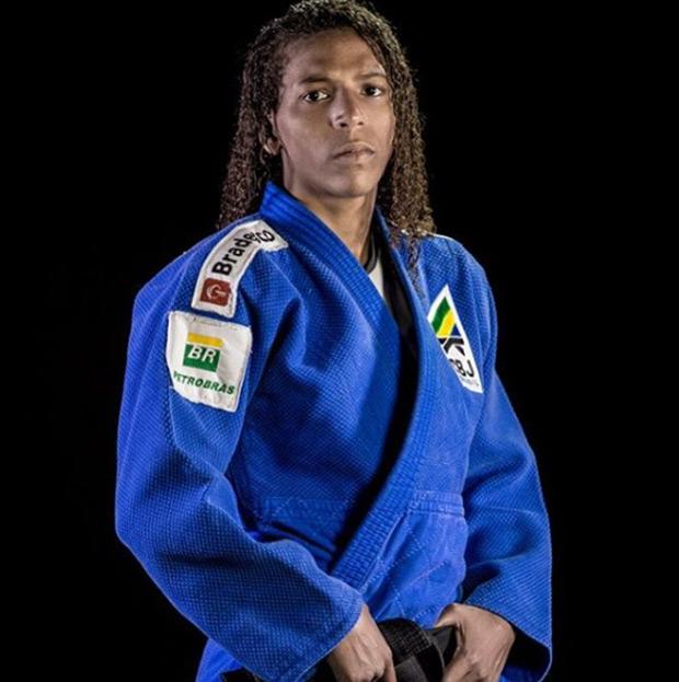 Rafaela Silva - H πρώτη ανοιχτά λεσβία, χρυσή ολυμπιονίκης.