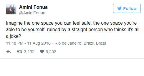 Η αποτυχημένη απόπειρα της ομοφοβίας να κερδίσει μετάλλιο στο Ρίο