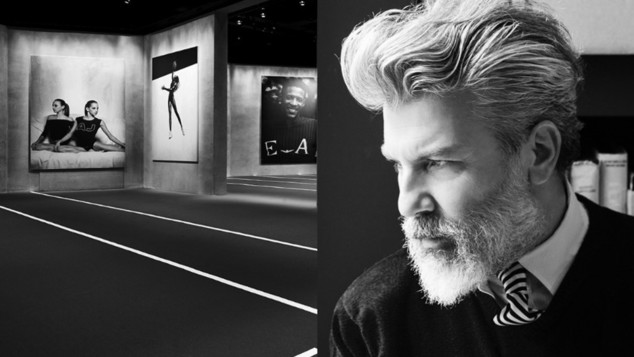 Βαγγέλης Κύρης: Ένας Έλληνας φωτογράφος στην έκθεση του Giorgio Armani, στο Μιλάνο