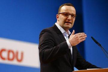 Jens Spahn O 36χρονος gay πολιτικός που ίσως διαδεχθεί τη Μέρκελ