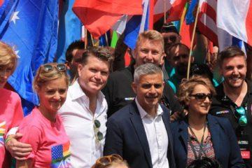 Ο Δήμαρχος του Λονδίνου εισάγει νέες επιλογές φύλου αναγνωρίζοντας όσα πρόσωπα δεν εντάσσονται στο δίπολο «άντρες» - «γυναίκες»