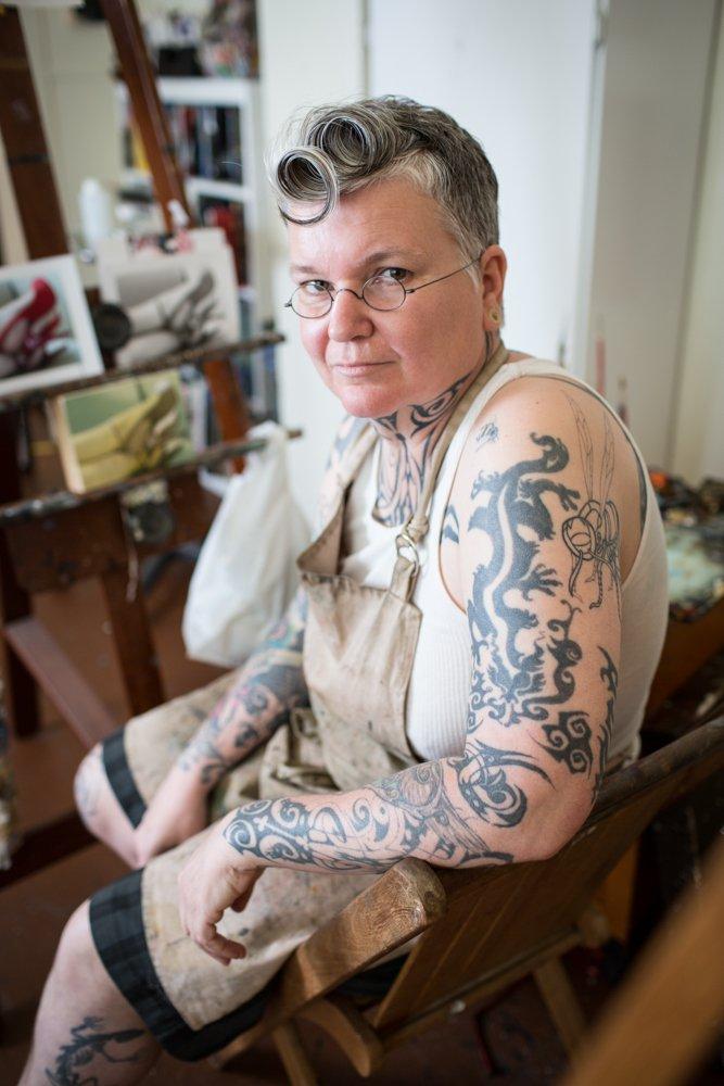 Γιορτάζοντας τις Butch: μια συλλογή φωτογραφιών της θηλυκής αρρενωπότητας