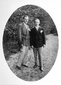 1930, Ζευγάρι στο Βερολίνο