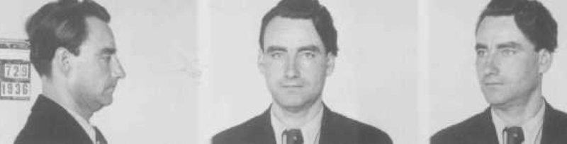 Εργαζόμενος σε bar που συνελήφθη για ομοφυλοφιλία. 27 Αυγούστου 1936.