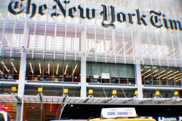Κριτική σε άρθρο των New York Times που δικαιολογεί  τις μαζικές διακηρύξεις  τρανσφοβικής ρητορικής.