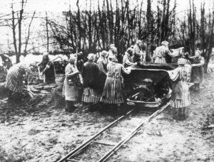 Γυναίκες φυλακισμένες στο Ravensbrück 1939