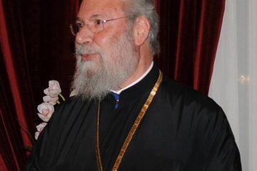 Σχολεία για να «καταπολεμήσει» την ομοφυλοφιλία δήλωσε ότι θα δημιουργήσει ο Αρχιεπίσκοπος Κύπρου