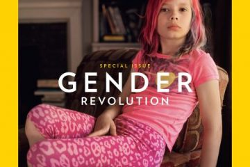 Γιατί δημοσιεύσαμε ένα τρανς κορίτσι στο εξώφυλλο του National Geographic