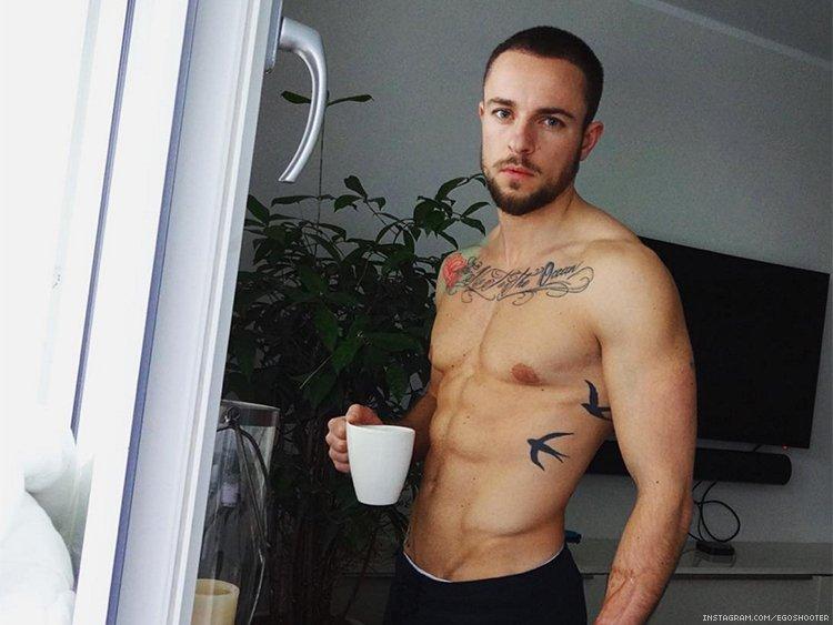 Ο Ben Melzer είναι το πρώτο trans μοντέλο που θα γίνει εξώφυλλο στο γερμανικό Men's Health