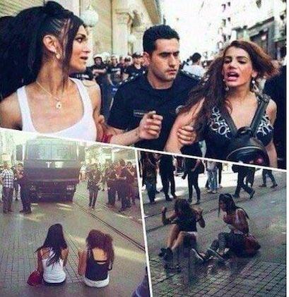 Οι δολοφονίες των τρανς στην Τουρκία είναι μια πολιτική πράξη.