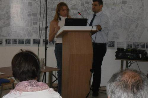 Marina Galanou - President Greek Transgender Support Association, Greece