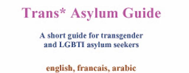 Τρίπτυχο – τρίγλωσσο φυλλάδιο του ΣΥΔ για τα δικαιώματα των LGBTI προσφύγων.