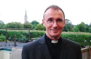 Ο επίσκοπος της Εκκλησίας της Αγγλίας Νick Chamberlain
