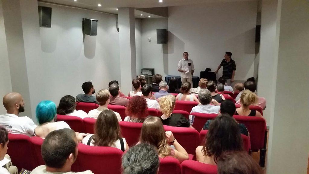 18ο Διεθνές Φεστιβάλ Γκ.Λ.Α.Τ. Ταινιών Θεσσαλονίκης.