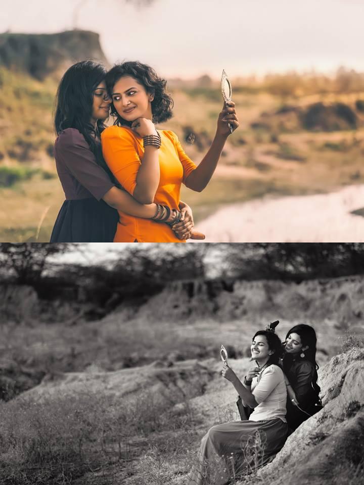 Η αφήγηση μιας τραγικής ινδικής λεσβιακής ιστορίας μέσα από 30 σπαρακτικές φωτογραφίες.