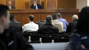 Επανέναρξη της δίκης της Χρυσής Αυγής τη Δευτέρα, αντιφασιστική συγκέντρωση έξω από το Εφετείο