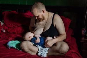 Η εγκυμοσύνη του αδερφού μου και η δημιουργία μιας καινούριας αμερικανικής οικογένειας.