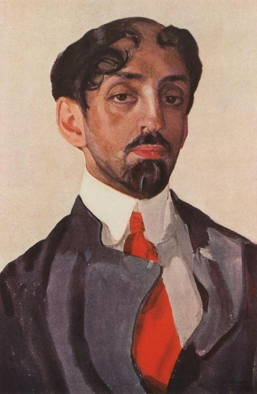 6 Οκτωβρίου: Kuzmin, Mikhail Alekseyevich