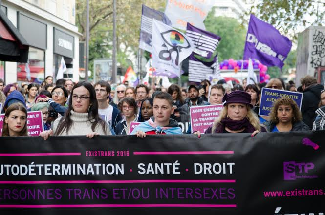 Ρεπορτάζ από Παρίσι : 20 χρόνια Existrans = 20 χρόνια αδιάκοπου αγώνα