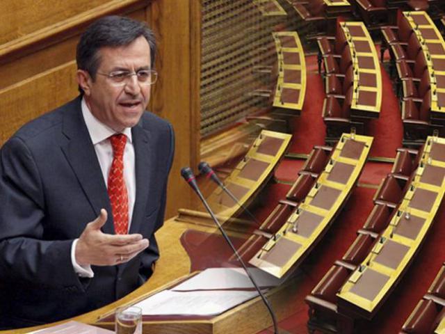 Δεν αίρεται η ασυλία του βουλευτή Νίκου Νικολόπουλου για για ομοφοβικές δηλώσεις