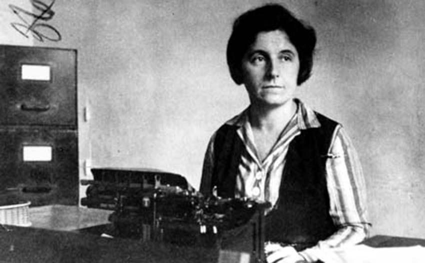 Η Rosa Jochmann